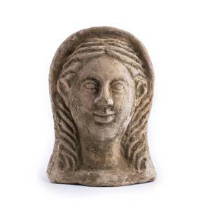 RITRATTO FEMMINILEIII secolo a.C.; alt. cm ...