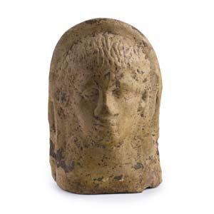 RITRATTO MASCHILEIII secolo a.C.; alt. cm ...