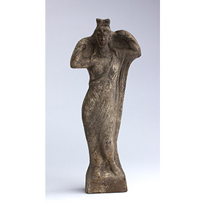 Statuetta in terracotta dell'Afrodite ...