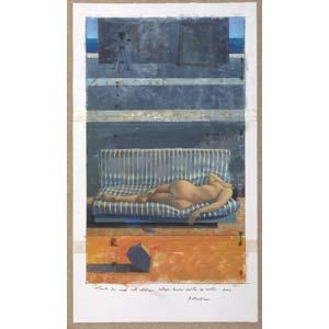 GIUSEPPE MODICANell'atelier, 2012Mixed ...