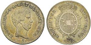 FIRENZE - Leopoldo II di Lorena (1824-1859) ...