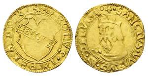 LUCCA - Repubblica (1369-1799) - Scudo doro ...