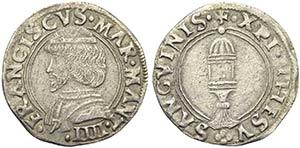 MANTOVA - Francesco II (1484-1519) - Mezzo ...