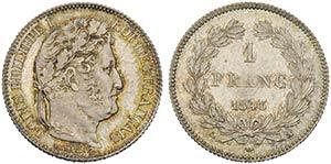 FRANCIA - Luigi Filippo I (1830-1848) - ...
