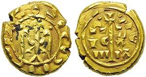 MESSINA - Federico II (1197-1250) - Multiplo ...