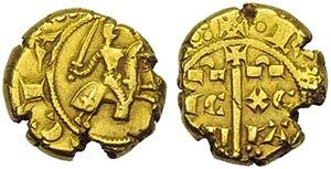 MESSINA - Carlo I dAngiò (1266-1282) - ...