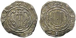 MESSINA - Maria dAragona (1377-1392) - ...