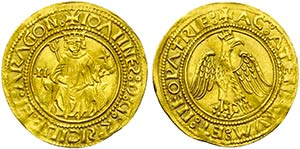 MESSINA - Giovanni dAragona (1458-1479) - ...