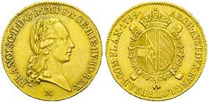 MILANO - Francesco II dAsburgo - Lorena ...