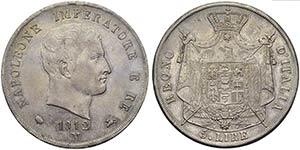 MILANO - Napoleone I, Re dItalia ...
