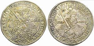 GERMANIA - SASSONIA - Johann Georg I ...