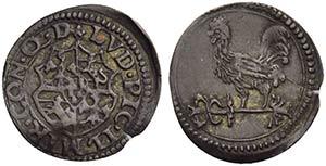 MIRANDOLA - Ludovico II Pico (1550-1568) - ...