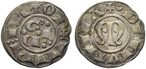 MODENA - Comune (1226-1293) - Grosso - Nel ...