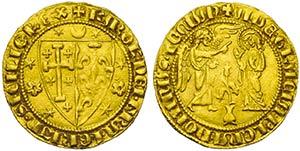 NAPOLI - Carlo I dAngiò (1266-1285) - ...