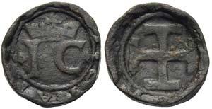 NAPOLI - Giovanna I dAngiò (1343-1382) - ...