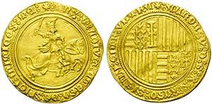 NAPOLI - Alfonso I dAragona (1442-1458) - ...