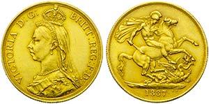 GRAN BRETAGNA - Vittoria (1837-1901) - 2 ...