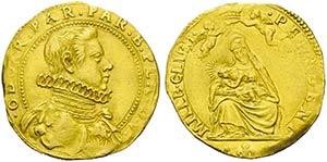 PARMA - Odoardo Farnese (1622-1646) - ...