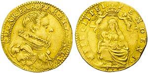 PARMA - Odoardo Farnese (1622-1646) - Doppia ...