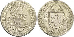 PISA - Ferdinando I de Medici (1595-1608) - ...