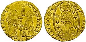ROMA - Senato Romano (1134-1439) - Ducato - ...