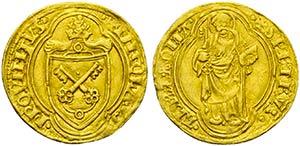 ROMA - Nicolò V (1447-1455) - Ducato - ...