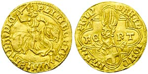 Filiberto I (1472-1482) - Ducato - Il Duca ...