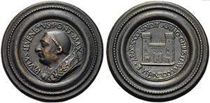 PAPALI - Paolo II (1464-1471) - Medaglia - ...