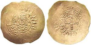 AMALFI - Enrico VI (1194-1197) - Tarì doro ...