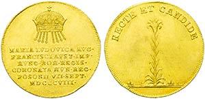 AUSTRIA - Francesco I Imperatore (1806-1835) ...