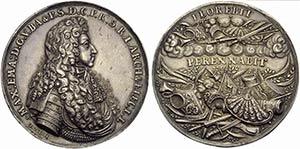 GERMANIA - BAVIERA - Massimiliano II ...