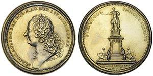 POLONIA - Stanislao I (1704-1709) - Medaglia ...