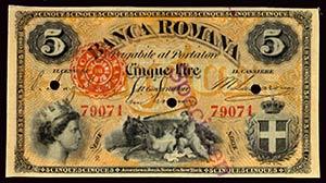 STATO PONTIFICIO - Banca Romana - Secondo ...