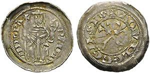 AQUILEIA - Raimondo della Torre (1273-1298) ...