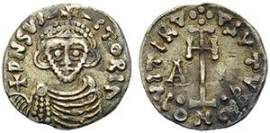 BENEVENTO - Arichi II (774-787) - Tremisse - ...