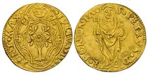 BOLOGNA - Giulio II (1503-1513) - Ducato - ...