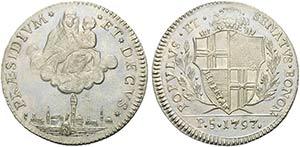 BOLOGNA - Governo Popolare (1796-1797) - ...