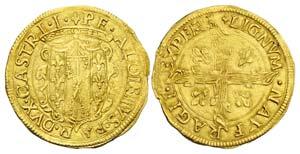 CASTRO - Pier Luigi Farnese (1545-1547) - ...