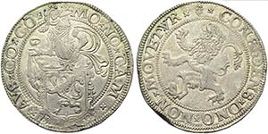 CORREGGIO - Camillo dAustria (1597-1605) - ...