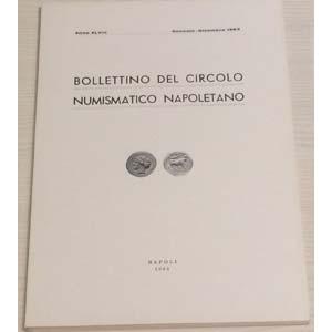 Bolllettino del Circolo Numismatico ...