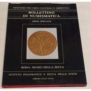 Bollettino di Numismatica serie speciale ...