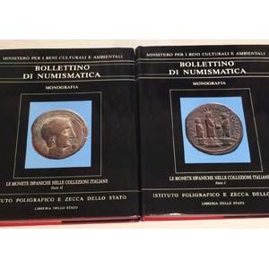Bollettino di Numismatica , Le monete ...