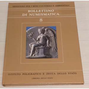 Bollettino di Numismatica 8  – Anno 1987. ...