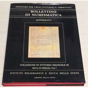 Bollettino di Numismatica , Collezione di ...