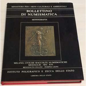 Bollettino di Numismatica , Milano Civiche ...