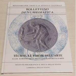 Bollettino di Numismatica Techne le forme ...