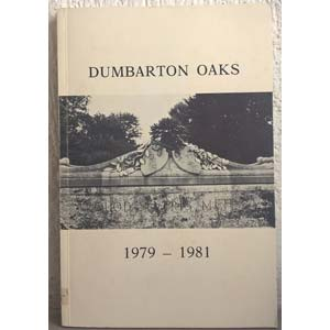 AA. VV. – Dumbarton Oaks (1979-1981). ...