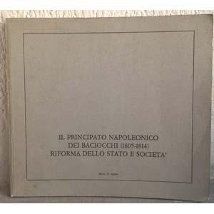 AA. VV. – Il principato napoleonico dei ...