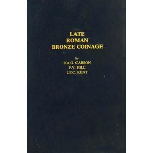 HILL P. V. – KENT J. P. C. – Late roman ...