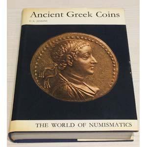 JENKINS G.K., Ancient Greek Coins, The world ...